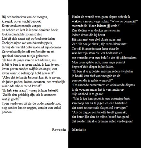 Gedicht tegenhelften 2